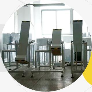 先進的生產設備,可靠的產品保障
