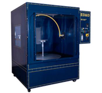 美国ED&D摆管淋雨试验箱STC-DBX