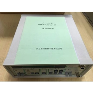 JT-100A型晶体测试仪/ppm计