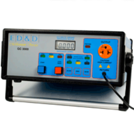 河北美国ED&D自动化数字地面连续性测试仪,型号 GC1000,  GC2000和 GC3000