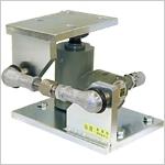 挠性停止型带防震机构的安装配件 FCA - CCP1 - *