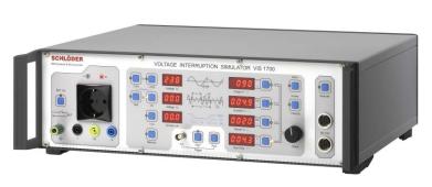 德国施罗德电压中断模拟器VIS1700-1