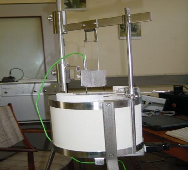 建材分解烟密度试验仪