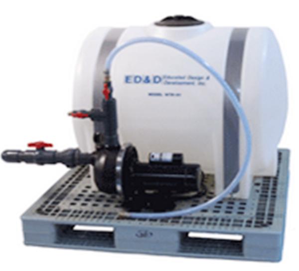 水试验水池和泵系统WTR-01