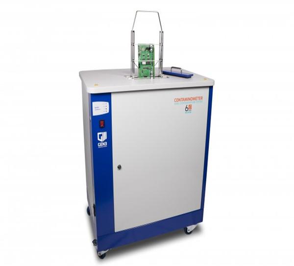 离子污染测试系统