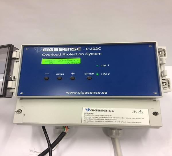 起重机安全/ 电子装置 9:302C